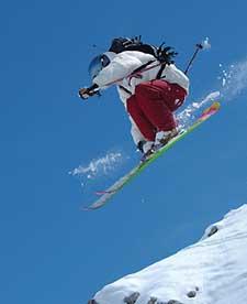 ski weekend chamonix